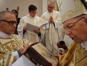 Ordination Diaconale de Frère Paul