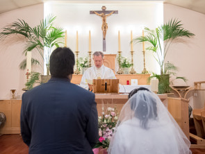 Mariage de Christopher et Roseline
