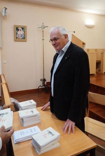 Père Pierre de Percevaux - 16/05/2018