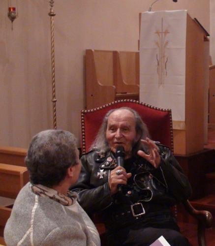 Père Guy Gilbert Conférence