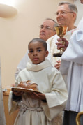 Père Guy Gilbert Messe