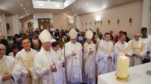 40ème Anniversaire de l'ordination épiscopale du Père André