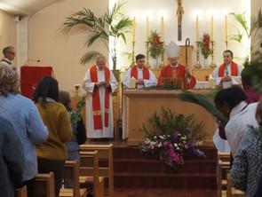 Rameaux – Bénédiction et Messe