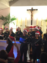 Concert de Noël - Choeur d'Abricot