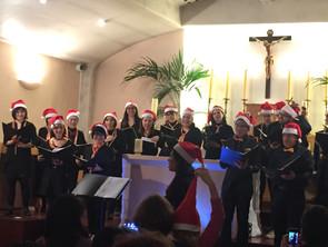 Concert de Noël par Choeur d'Abricot