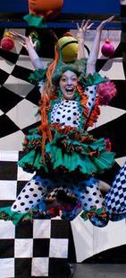 Midsumer Night's Dream - Shakespeare Theatre of New Jersey