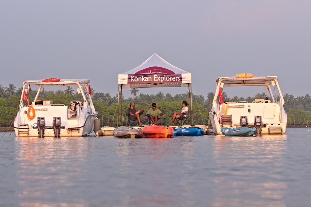 Konkan Explorers Base