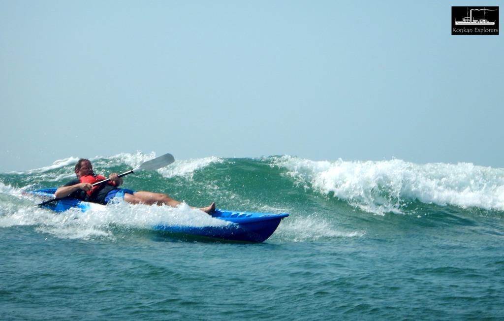 Powerful Surf...