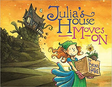 Julia's House Moves On - Perfect Picture Book Friday #PPBF