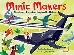 Mimic Makers - Perfect Picture Book Friday #PPBF