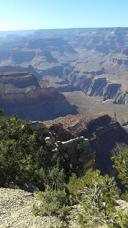 Maria Marshall, picture of Grand Canyon