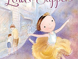 Lena's Slippers - Perfect Picture Book Friday #PPBF