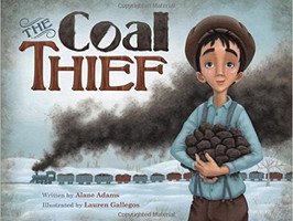 The Coal Thief - Perfect Picture Book Friday #PPBF