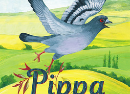 The Picture Book Buzz - Review of Pippa by Dimity Powell