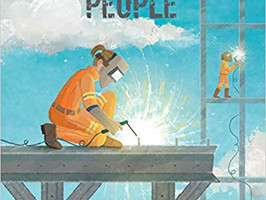 Construction People - Perfect Picture Book Friday #PPBF