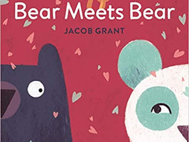 Bear Meet Bear - Perfect Picture Book Friday #PPBF
