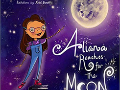 Alaina Reaches for the Moon - Perfect Picture Book Friday #PPBF