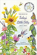 """Book cover of """"The Best of Today's Little Ditty 2014-2015."""""""