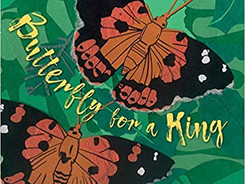 Butterfly for a King: Saving Hawai'i's Kamehameha Butterflies - Perfect Picture Book Friday #PPBF