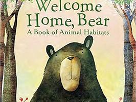 Board Book Treasures - Welcome Home, Bear