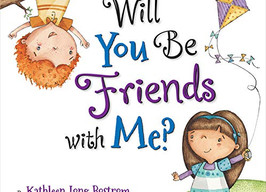 The Picture Book Buzz - Interview with Kathy Bostrom and Review of Will You Be Friends With Me?