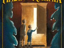 Finding Narnia: The Story of C.S. Lewis and His Brother - Perfect Picture Book Friday #PPBF