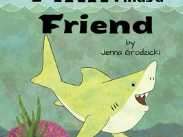 Finn Finds A Friend - Perfect Picture Book Friday #PPBF (Plus Giveaway)
