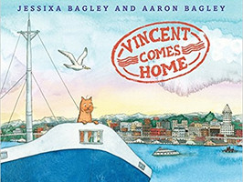 Vincent Comes Home - Perfect Picture Book Friday #PPBF