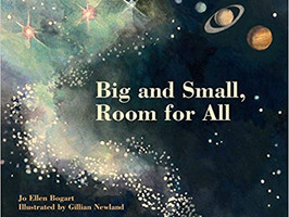 Board Book Treasures - Big and Small, Room for All