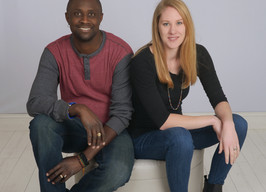 The Picture Book Buzz - Interview with Miranda & Baptiste Paul