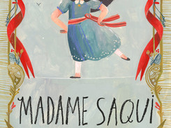 The Picture Book Buzz - Interview with Lisa Robinson & Review of Madame Saqui: Revolutionary Rop