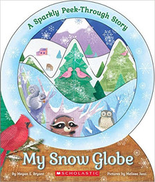 My Snow Globe - Perfect Picture Book Friday #PPBF