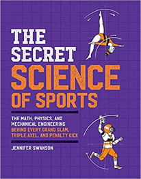 The Picture  Book Buzz - Review of The Secret Science of Sports