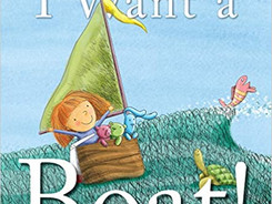 I Want a Boat! - Perfect Picture Book Friday #PPBF