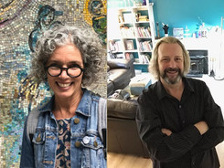 The Picture Book Buzz - Interview with Liz Garton Scanlon and Kevan Atteberry