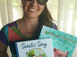 The Picture Book Buzz - Interview with Rosie Pova