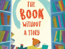 The Book Without a Story - Perfect Picture Book Friday #PPBF