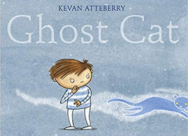 Ghost Cat - Perfect Picture Book Friday #PPBF