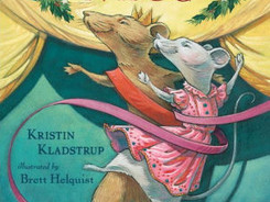 The Picture Book Buzz - The Nutcracker Mice review