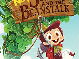 It's Not Jack and the Beanstalk - Perfect Picture Book Friday #PPBF