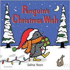 Penguin's Christmas Wish - Perfect Picture Book Friday #PPBF