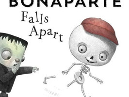 Bonaparte Falls Apart - Perfect Picture Book Friday #PPBF