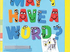 May I Have A Word? - Perfect Picture Book Friday #PPBF