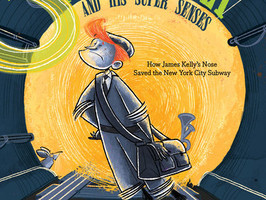 """Smelly"" Kelly and His Super Senses - Perfect Picture Book Friday #PPBF and Giveaway"