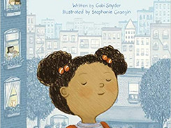 Listen - The Perfect Picture Book Friday #PPBF and Giveaway