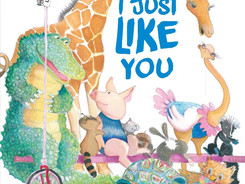 I Just Like You - Perfect Picture Book Friday #PPBF
