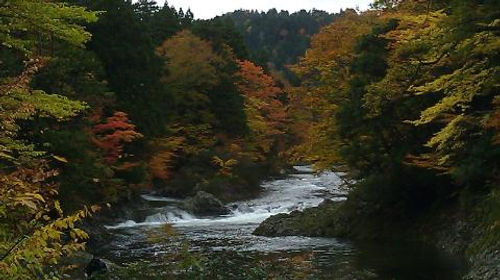 Maria Marshall, Scenery in Northern Japan
