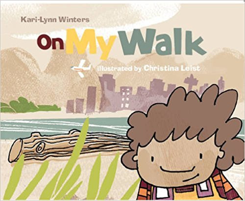 """On my Walk"" cover image"