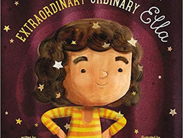 Extraordinary Ordinary Ella - Perfect Picture Book Friday #PPBF