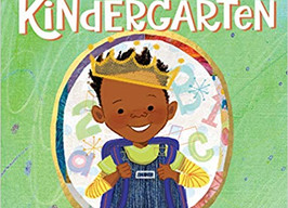 The King of Kindergarten - Perfect Picture Book Friday #PPBF